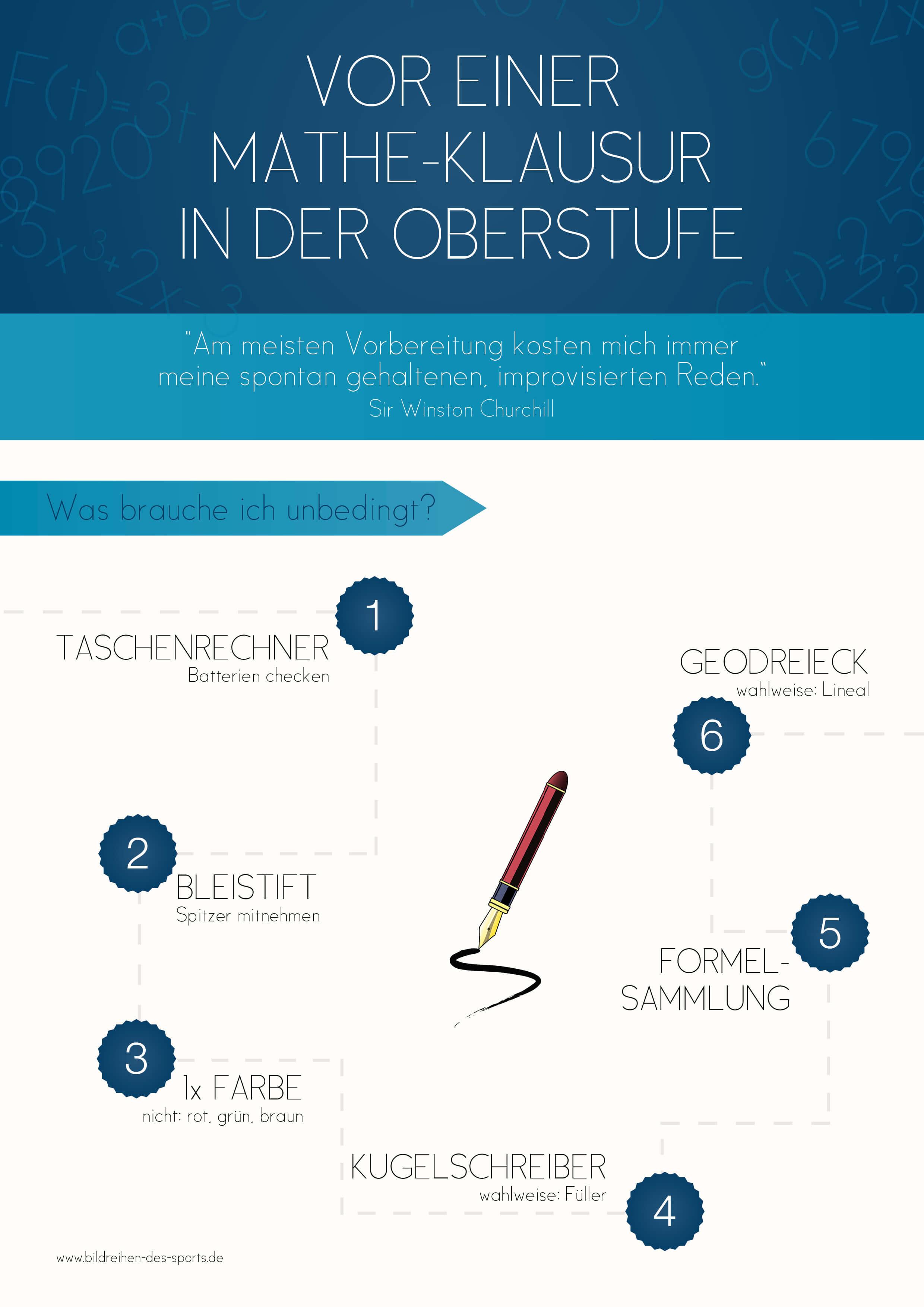 Mathe-Vorbereitung-Abitur-Tipps
