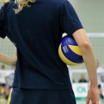 Volleyball: Schlag